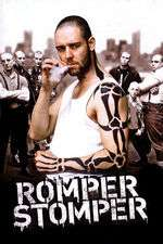 Romper Stomper Box Art