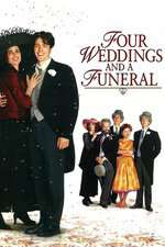 Four Weddings and a Funeral Box Art