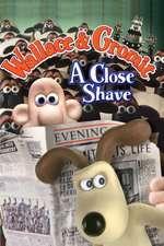 A Close Shave Box Art