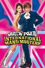 Austin Powers: International Man of Mystery Box Art
