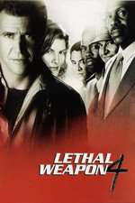 Lethal Weapon 4 Box Art