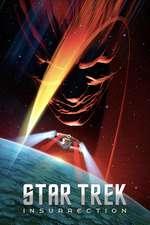 Star Trek: Insurrection Box Art