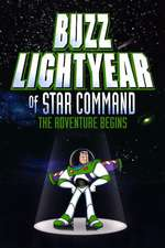 Buzz Lightyear of Star Command: The Adventure Begins Box Art