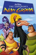 The Emperor's New Groove Box Art