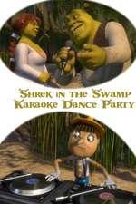 Shrek in the Swamp Karaoke Dance Party Box Art