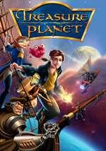 Treasure Planet Box Art