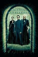 The Matrix Reloaded Box Art