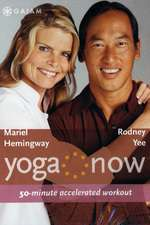 Yoga Now: 50-minute Accelerated Workout Box Art