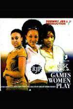 Games Women Play Box Art