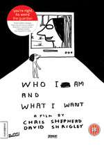 Who I am and What I want Box Art