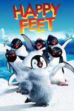 Happy Feet Box Art