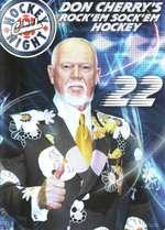 Don Cherry's Rock'em Sock'em Hockey 22 Box Art