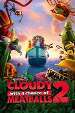Cloudy with a Chance of Meatballs 2 Box Art