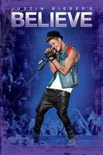 Justin Bieber's Believe Box Art