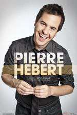 Pierre Hébert: Premier Spectacle Box Art