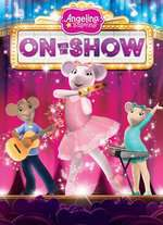 Angelina Ballerina : On With the Show Box Art
