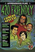 420 Friendly Comedy Special Box Art