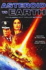Asteroid vs Earth Box Art