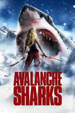 Avalanche Sharks Box Art