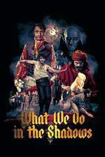 What We Do in the Shadows Box Art