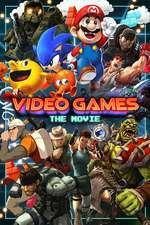 Video Games: The Movie Box Art