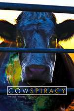 Cowspiracy: The Sustainability Secret Box Art