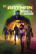 Batman: Assault on Arkham Box Art