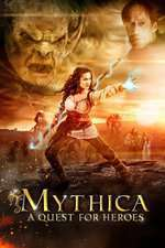Mythica: A Quest for Heroes Box Art