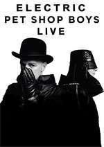 Pet Shop Boys Electric Box Art
