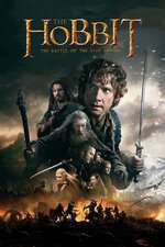 The Hobbit: The Battle of the Five Armies Box Art