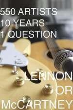 Lennon or McCartney Box Art