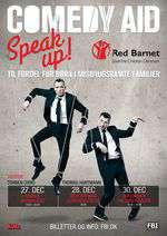 Comedy Aid 2014 Box Art