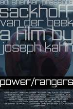 Power/Rangers Box Art