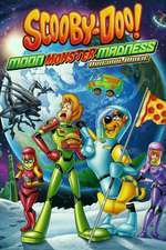 Scooby-Doo! Moon Monster Madness Box Art