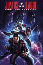 Justice League: Gods and Monsters Box Art