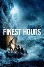 The Finest Hours Box Art