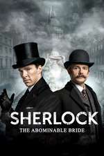 Sherlock: The Abominable Bride Box Art