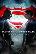 Batman v Superman: Dawn of Justice Box Art