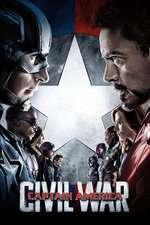 Captain America: Civil War Box Art