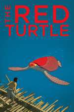 La tortue rouge Box Art