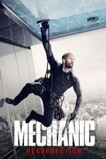 Mechanic: Resurrection Box Art