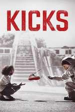 Kicks Box Art