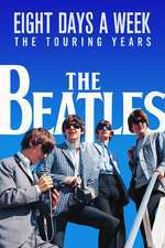 The Beatles: Eight Days a Week - The Touring Years Box Art