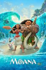 Moana Box Art