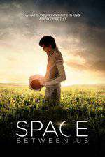 The Space Between Us Box Art