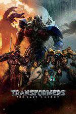 Transformers: The Last Knight Box Art
