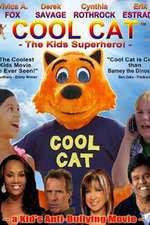 Cool Cat The Kids Superhero Box Art