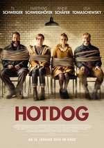 Hot Dog Box Art
