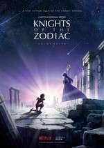 Saint Seiya: Knights of the Zodiac Box Art
