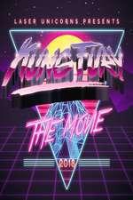 Kung Fury II: The Movie Box Art